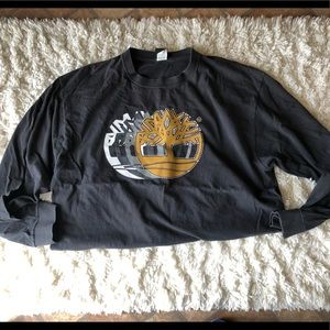 Timberland long sleeve tee shirt